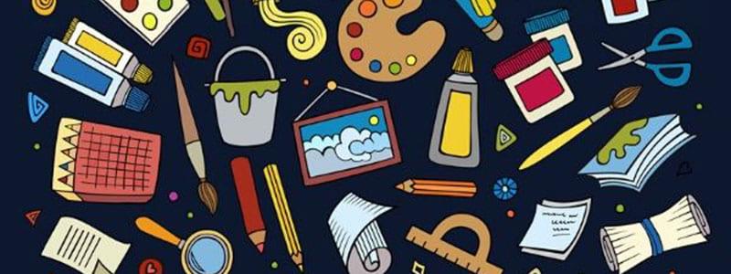 50 Ideas for Art & Music