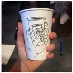Coffee Cup by Wendy MacNaughton