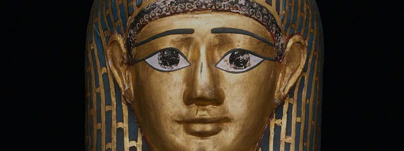 Reading a Mummy Mask