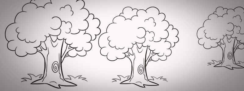 Drawing Trees Banner