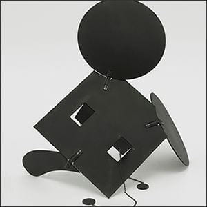 Claes Oldenburg – Geometric Mouse Scale C (1971)