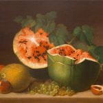 """""""Still Life"""" by James Peale (1824)"""